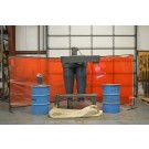 Used Torit 3-Bag 2-Barrel Dust Collector - Photo 1