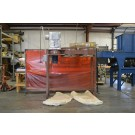 Used Dustek 2 Bag Dust Collector - Model: 500DB - Photo 1