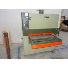 Used SCMI Single Head Wide Belt Sander - Model UNO CS with Conveyor Feed - Photo 1