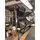 Used Taylor Semi-Automatic 20 Section Clamp Carrier