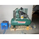 Used Champion 230-2 Cylinder Tank Mounted Air Compressor, - Model CASRSA31, HRS-12ADV  - Photo 1