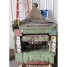 Used Polamco Single Planer - Model DSMC-63