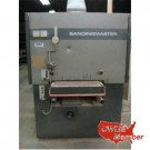 Used Double Head (2) Wide Belt Sander - Sandingmaster Model CS8-2-600 - 24 Inch - Photo 1