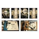 Used Graco - R-525 Package of 4 Air-Assist Pump with Air Assist Guns and Hoses