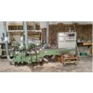 Used Weinig Profimat 22N 5 Head Moulder with Dust Spider - Photo 1